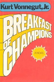 Book Review: Breakfast of Champions by Kurt Vonnegut