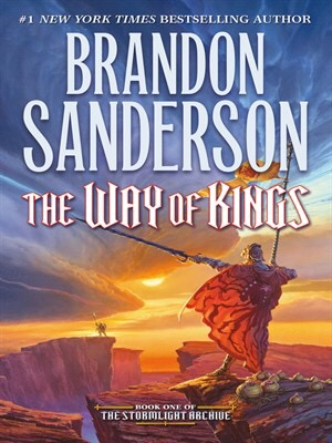 Book Review: The Way of Kings by BrandonSanderson