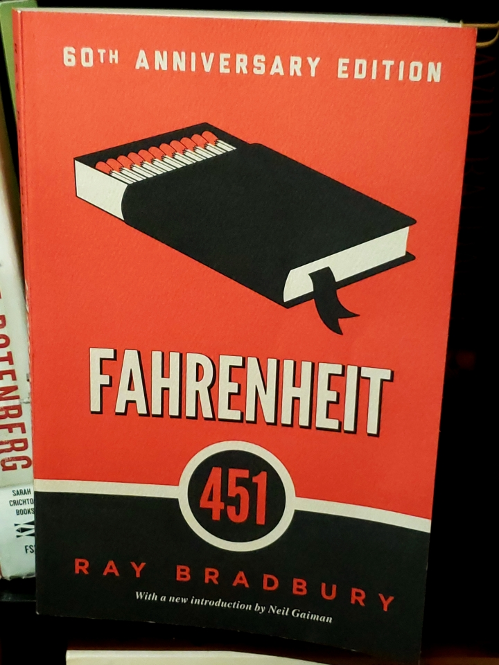 Fahrenheit 451 |Book/Movie