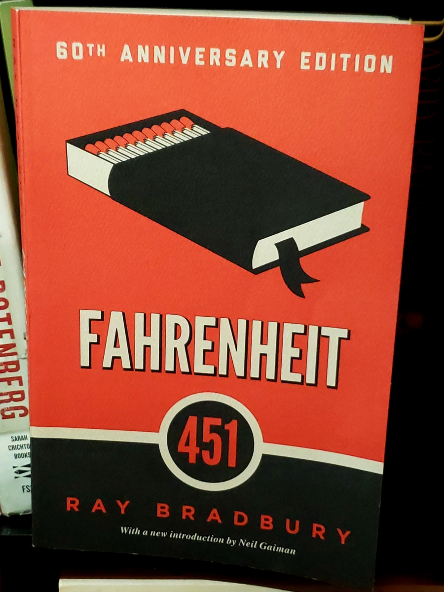 Fahrenheit 451 | Book/Movie